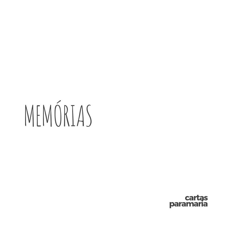 memórias | Allan Dias Castro