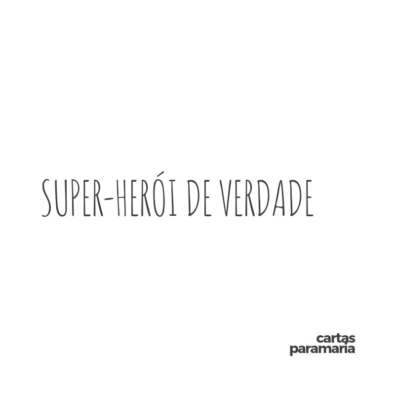 super-herói de verdade   Allan Dias Castro