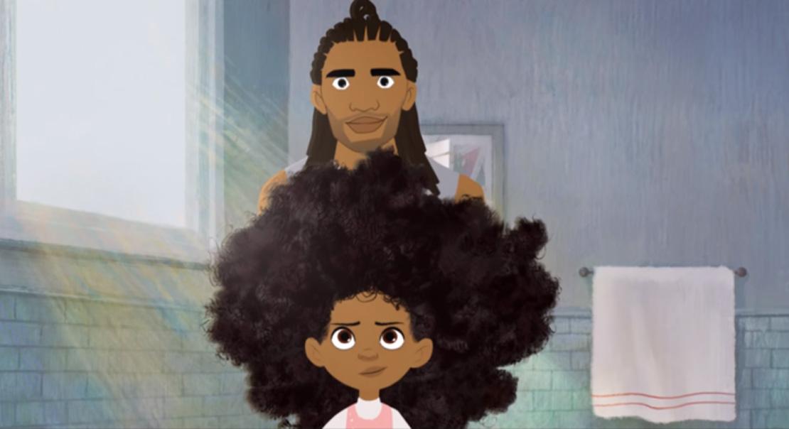 Hair Love | Curta de Animação