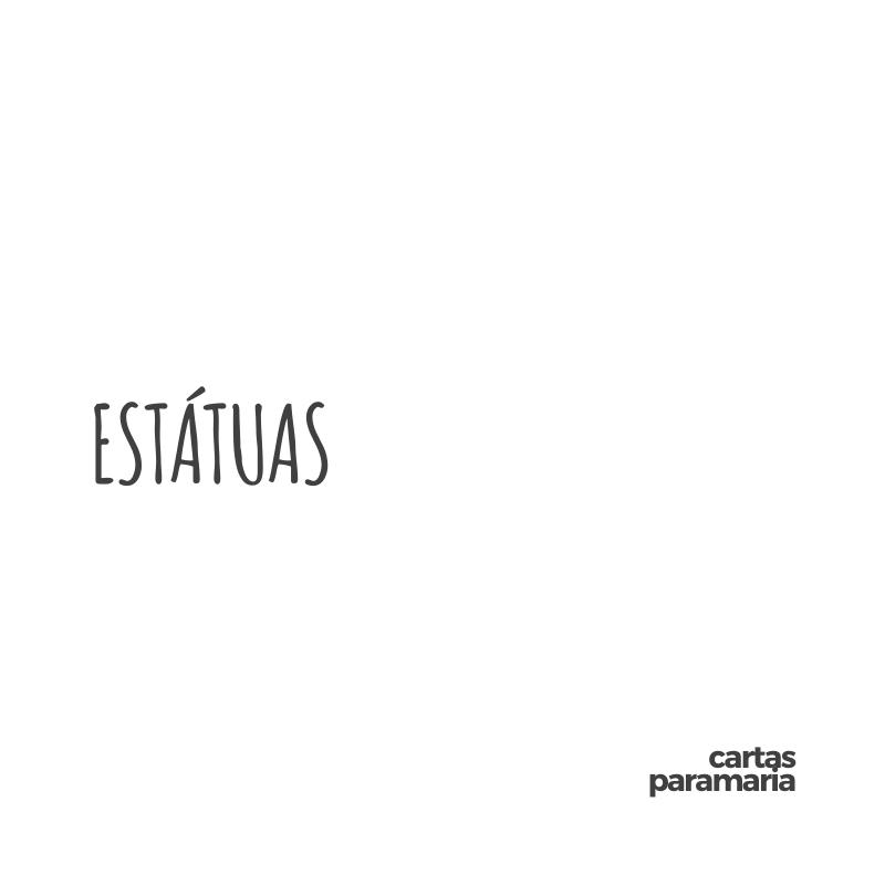 estátuas | Allan Dias Castro
