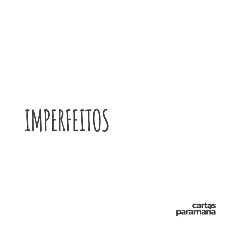 imperfeitos | Allan Dias Castro