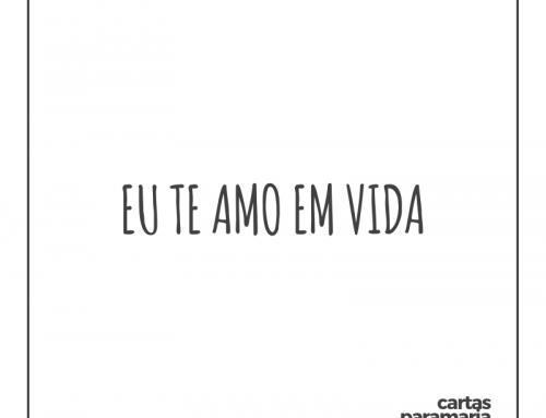 eu te amo em vida | Allan Dias Castro